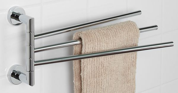 Bristow Triple Swing Arm Towel Bar Colors Towels And It Is