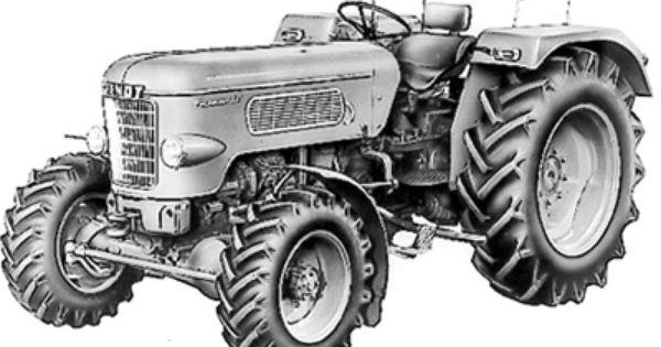 50 Jahre Technische Asthetik Louis L Lepoix Oldtimer Traktoren Fendt Fendt Traktor