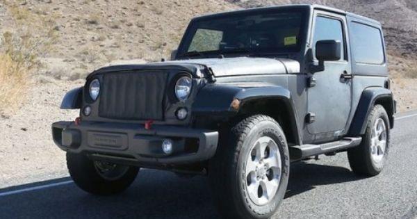 2018 Jeep Wrangler Hybrid Jeep Wrangler Diesel Jeep Wrangler