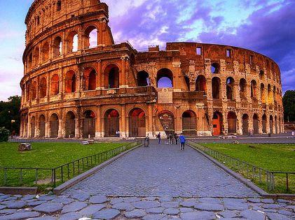 #Rome, Italy travel