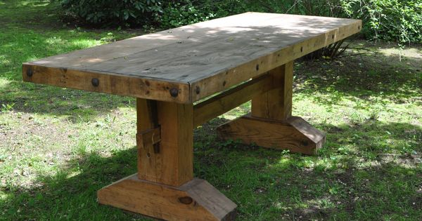 Quot Dining Table Quot Inspired By Southwestern Furniture Design