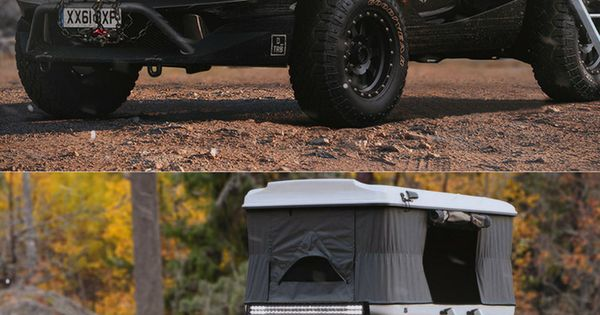 Converting Laferrari Into A Virtual Off Road Camper Is Our Kind Of Bonkers Offroad Offroad Vehicles Off Road Camper