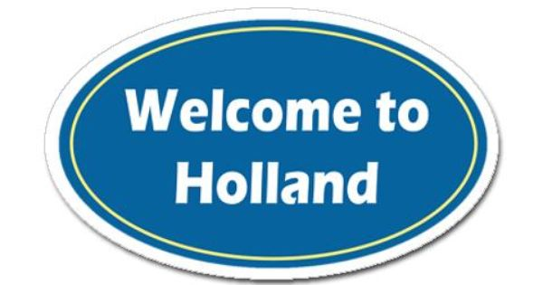 autism holland essay Welcome to holland by emily perl.