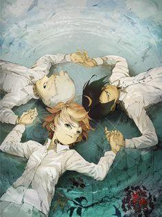 The Promised Neverland Dessin Manga Fond Ecran Manga Image Drole Manga