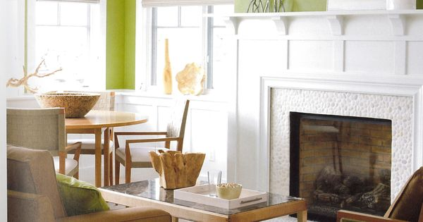 Better Homes and Gardens Fireplace Design Decorating