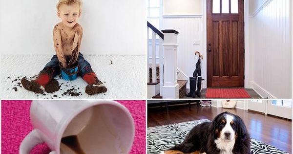 Ruggable.com Easy and Affordable to Clean Interchangeable Covers Rug pad has a