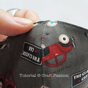 Hat - To Sew Mask Patter Free Pattern Face Sewing Patterns
