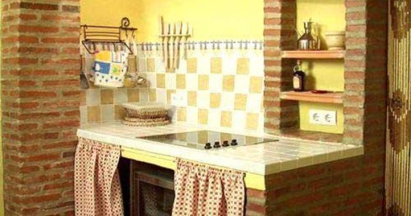 Casas de amdera con cocinas alicatadas buscar con google - Cocinas alicatadas ...