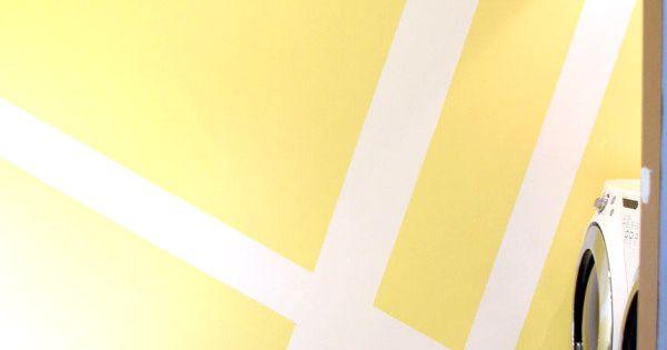 bildergebnis f r wandgestaltung mit farbe muster w nde pinterest wandgestaltung mit farbe. Black Bedroom Furniture Sets. Home Design Ideas