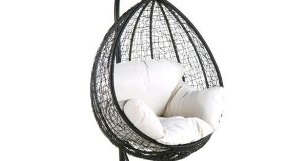si ge uf suspendu de jardin merengue achat vente hamacs et cadeaux de no l. Black Bedroom Furniture Sets. Home Design Ideas