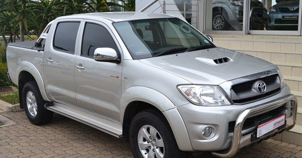 Definitely A Winning Offer Is This 2011 Toyota Hilux Facelift