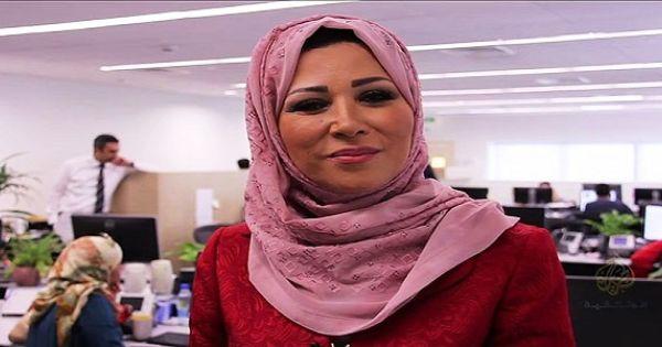 خديجة بن قنة تتراجع عن نقد الجيش الاسرائيلى Fashion Hijab