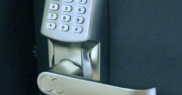 Push Button Deadbolt Lock Keyless Door Lock Door Locks Deadbolt Lock
