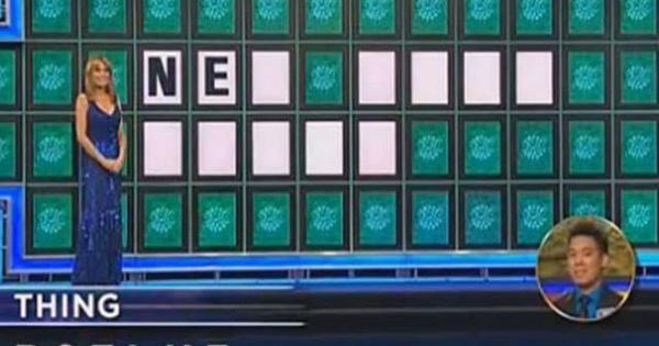wheel of fortune final puzzle