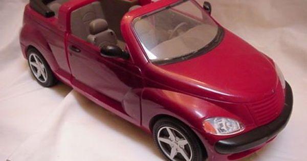 4 Barbie Chrysler Pt Cruiser I Bought This Car On E Bay