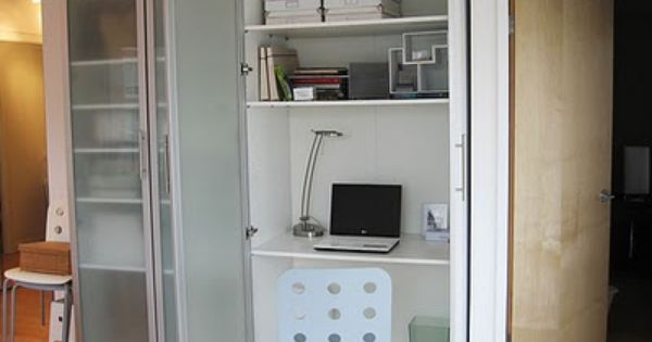 Pax Wardrobes To Organise Your Entire Office Ikea Kleiderschrank Pax Kleiderschrank Pc Schrank