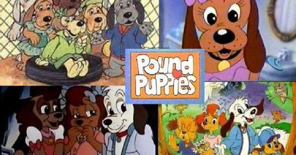 Pound Puppies 1986 89 Complete Cartoon Season 1 3 4 Dvd Set