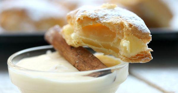 Crema de galletas maria y caramelo Receta sin
