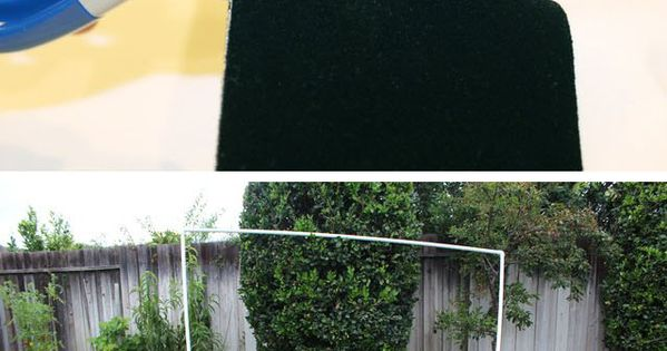 how to make a privacy screen with pvc pipe