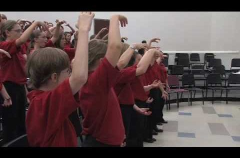 The Art of the Vocal Warm-up - great ideas for warm-ups including
