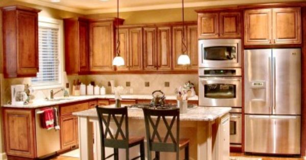 Painting Cabinet Hardware Such As Hinges And Drawer Pulls Oak Kitchen Cabinets New Kitchen Cabinets Oak Kitchen
