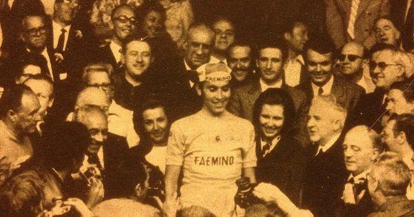 Eddy merckx wins 1970 tour de france from august 1970 for Miroir du ciclisme