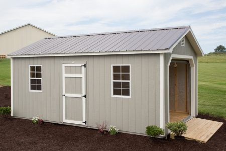 Pin By Byler Barns Backyards On Garage Portable Garage