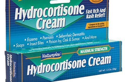 Natureplex Hydrocortisone Cream 1 Oz Tubes Hydrocortisone
