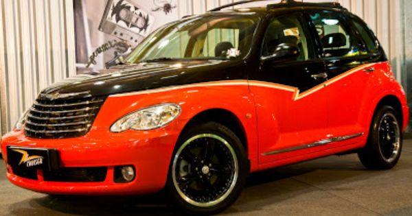 custom pt cruiser tuning cars and news chrysler pt. Black Bedroom Furniture Sets. Home Design Ideas