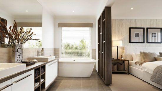 Dormitorios Integrados Con Bano Y Vestidor Planos De Casas