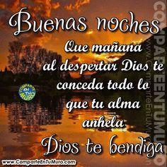 Buenas Noches Dios Te Bendiga Gifs De Buenas Noches Buenas