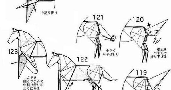 origami horse 10