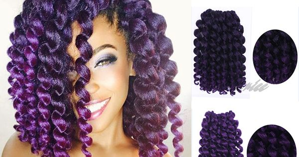 Braids Hair High Quality Synthetic Wand Curl Crochet Hairstyles Cheap ...