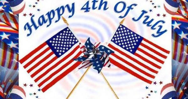 free july 4th greeting cards