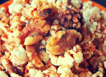 Pumpkin Spice Popcorn fall glutenfree pumpkinCrochet is One of my Passions