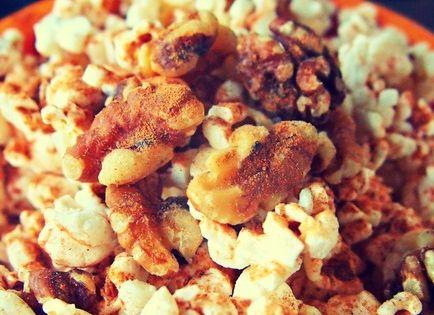 Pumpkin Spice Popcorn fall glutenfree pumpkinCrochet is One of my Passions