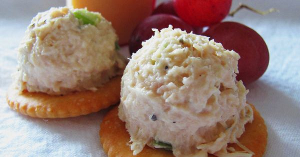 Diner Chicken Salad - bariatric friendly for soft food stage & beyond. From Jiggly Jill ...