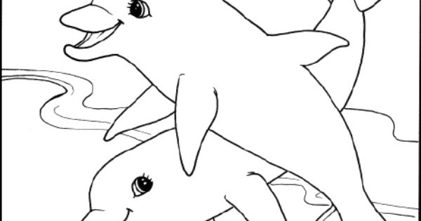 Origami N' Stuff 4 Kids: Coloring: Dolphin