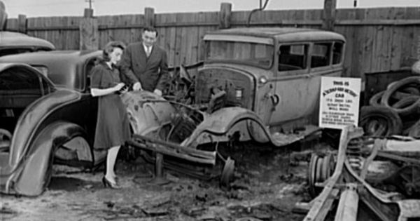 Vintage auto salvage yards los angeles 10