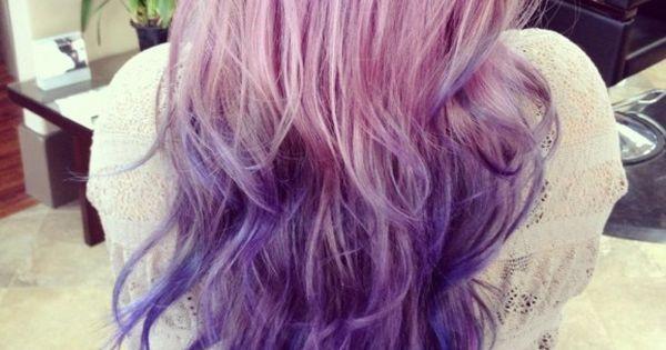 Here's a cool hair idea