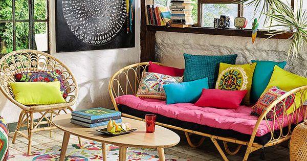 Muebles y decoraci n de interiores ex tico maisons du - Muebles maison du monde segunda mano ...