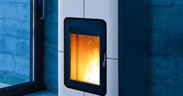 Eco Friendly Pellet Stoves By Mcz Cube Stove Series