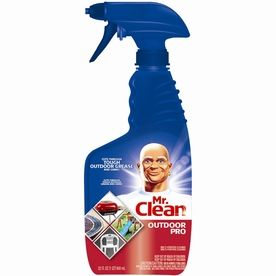 Shop Mr Clean Outdoor Pro 22 Oz Regular All Purpose Cleaner At Lowe S Mr Clean All Purpose Cleaners Cleaning Spray