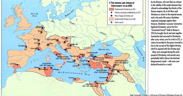 How did Christianity affect Europe?