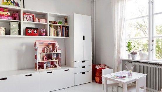 Habitaciones de ikea para ni as ikea room for girls - Habitaciones de juguetes ...