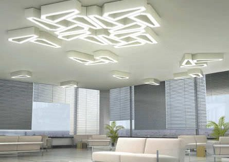 Original Design Ceiling Light Plastic LED DNA Beta