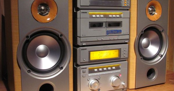 Sony mhc nx1 mini hifi component system google search for Yamaha lightning dock