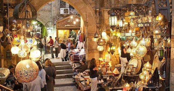 Egyptian Market