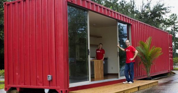 10 Modern 2 Story Shipping Container Homes Container Living Tiny Homes Pinterest