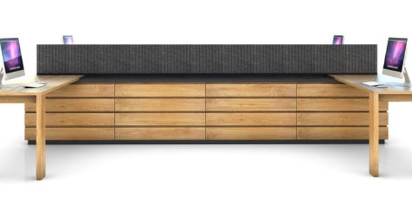 West Elm Workspace Office Furniture Contemporary Office Spaces And Spaces